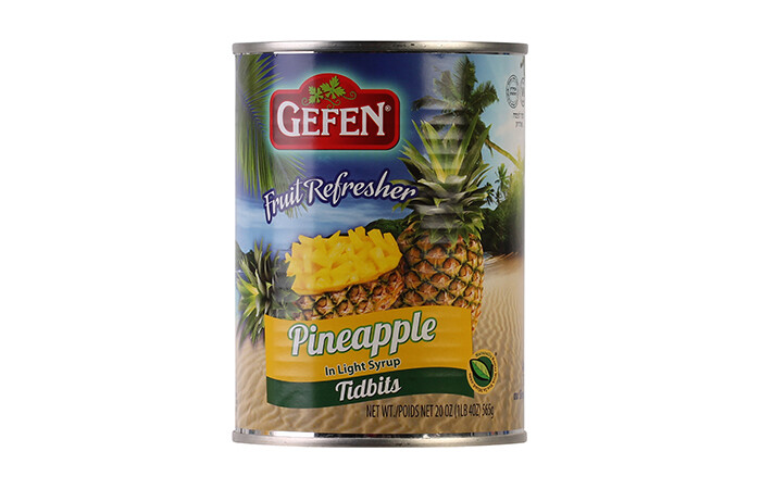 Pineapple Tidbits (20oz) Gefen