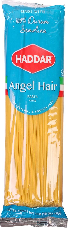 Angel Hair Spaghetti (16oz) Haddar