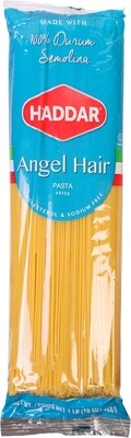 Angel Hair Spaghetti (16oz) Haddar