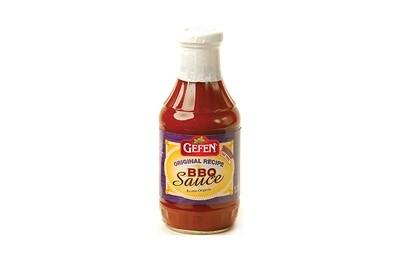 Original BBQ Sauce (18oz) Gefen