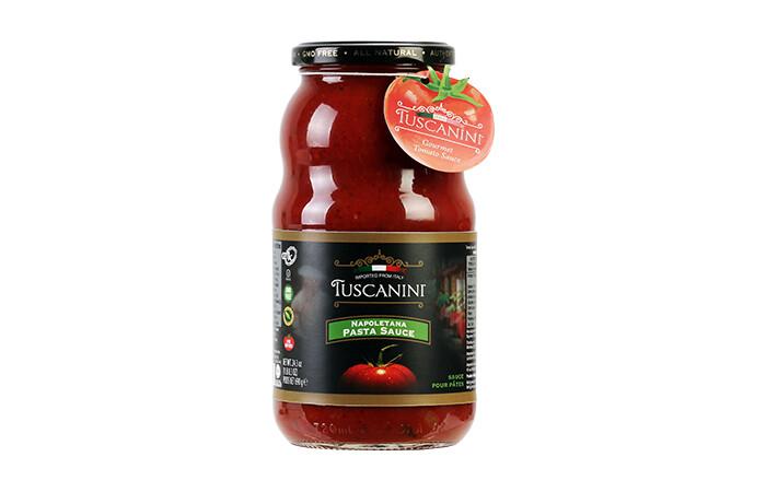 Napoletana Pasta Sauce (24.3oz) Tuscanini