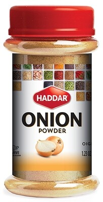Onion Powder (1.23oz) Haddar