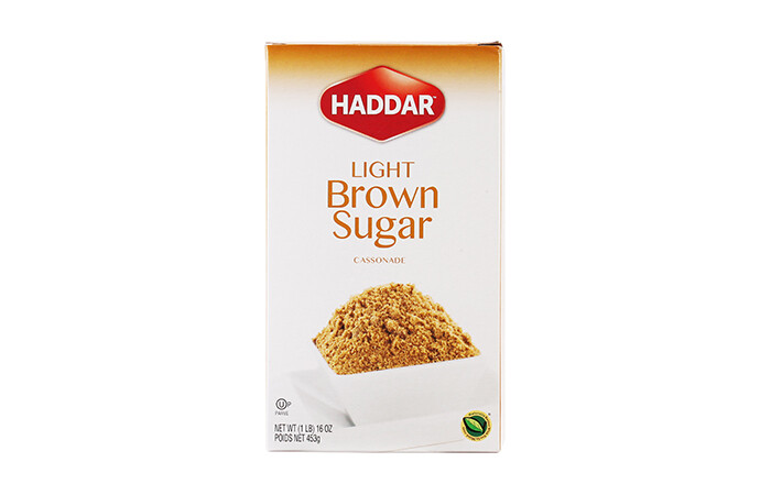 Light Brown Sugar (16oz) Haddar