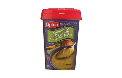Chicken Flavor Soup Consomme (14.1oz.) Lipton
