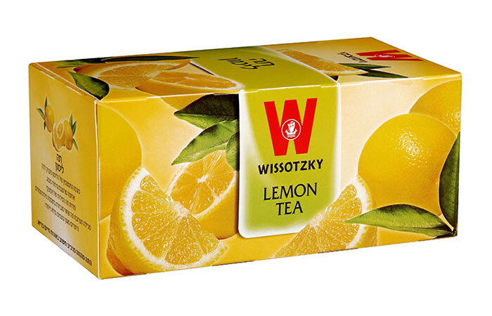 Wissotzky Lemon Tea