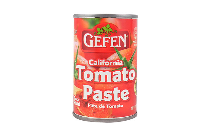 Tomato Paste | 6oz | Gefen