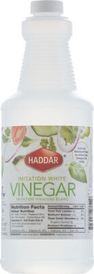 Imitation White Vinegar (32oz) Haddar