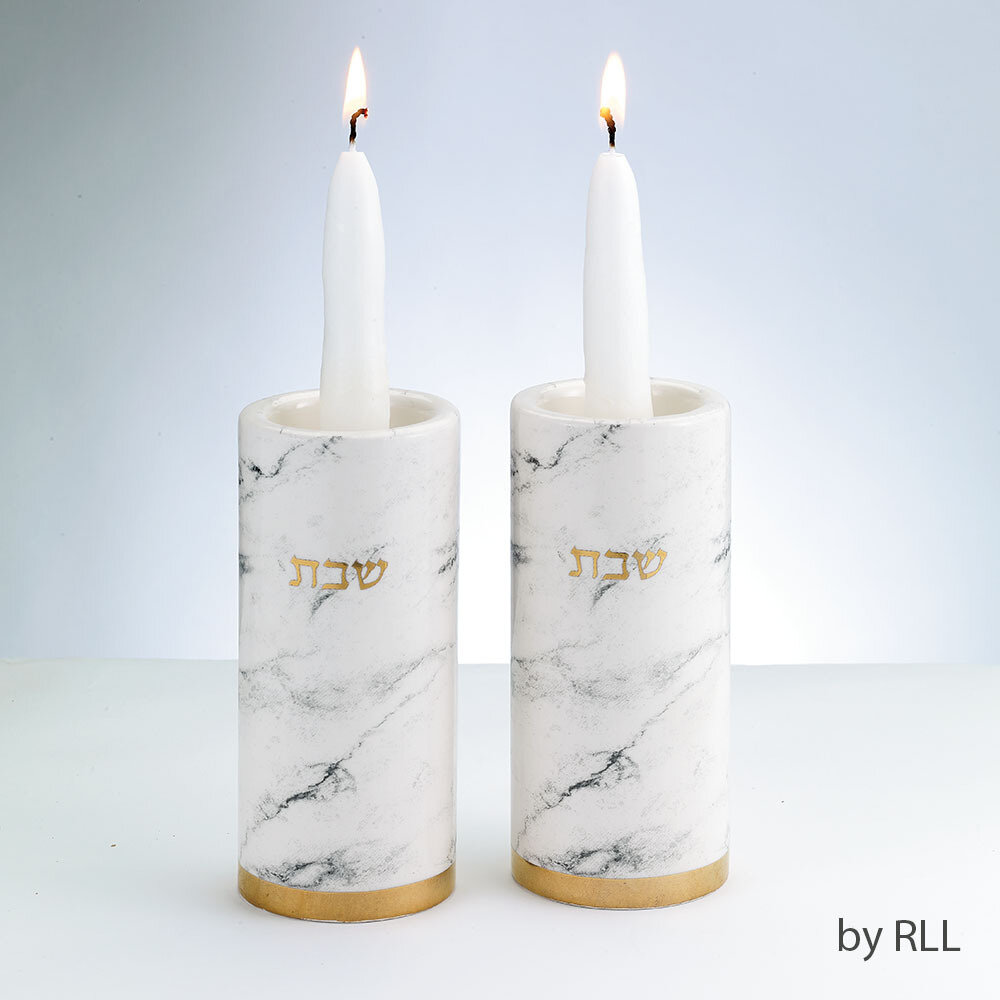 Candlestick Set Ceramic