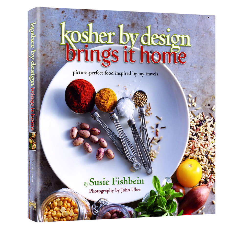 COOKBOOK BRINGS IT HOME FISHBEIN