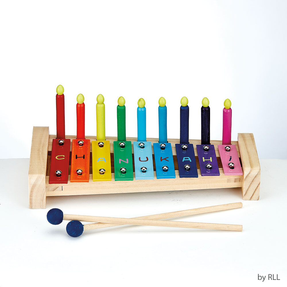 "MENORAH, ""MY FIRST XYLOPHONE"","