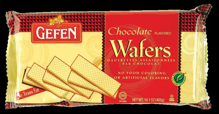Chocolate Wafer 14.1oz Gefen Y