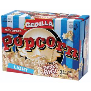 Microwave Popcorn 3QT Gedilla