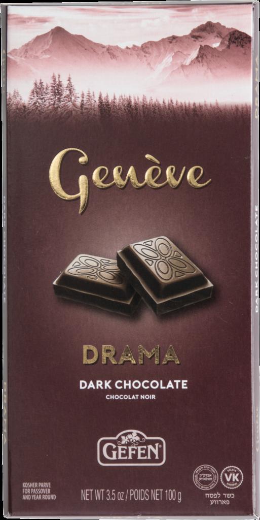 Dark Chocolate 3.5oz Geneve KP