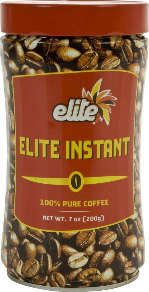 Instant Coffee 7oz Elite KP