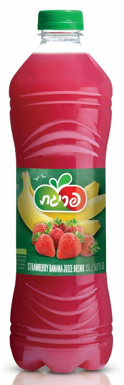 Strawberry Banana 1.5L Prigat Y
