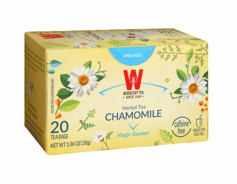 Wissotzky Chamomile Tea KP