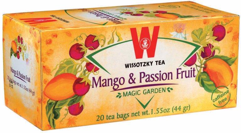 Wissotzky Mango & Passion Tea KP