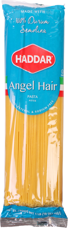 Angel Hair Spaghetti 16oz Haddar Y