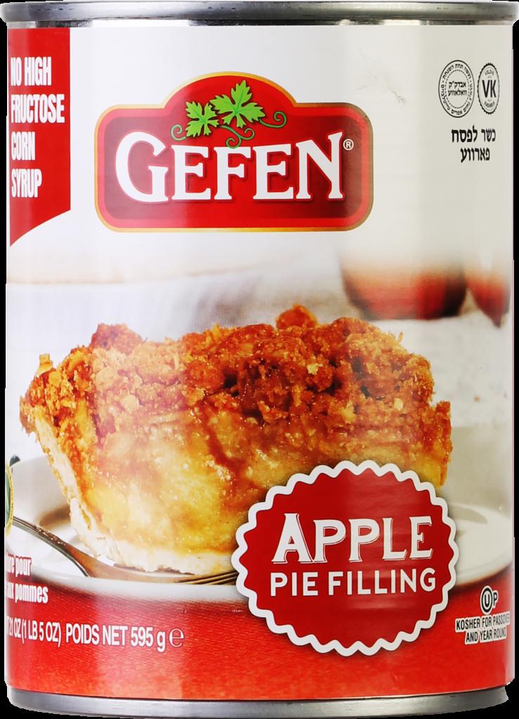 Apple Pie Filling 21oz Gefen KP