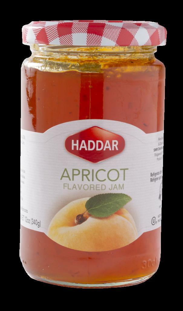 Apricot Preserves (12oz) Haddar KP