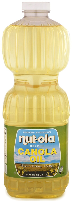 Canola Oil 48oz Nutola Y