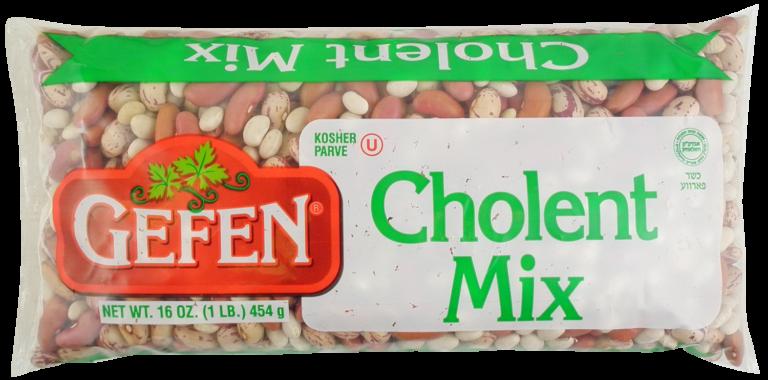 Cholent Mix  16oz Gefen Y