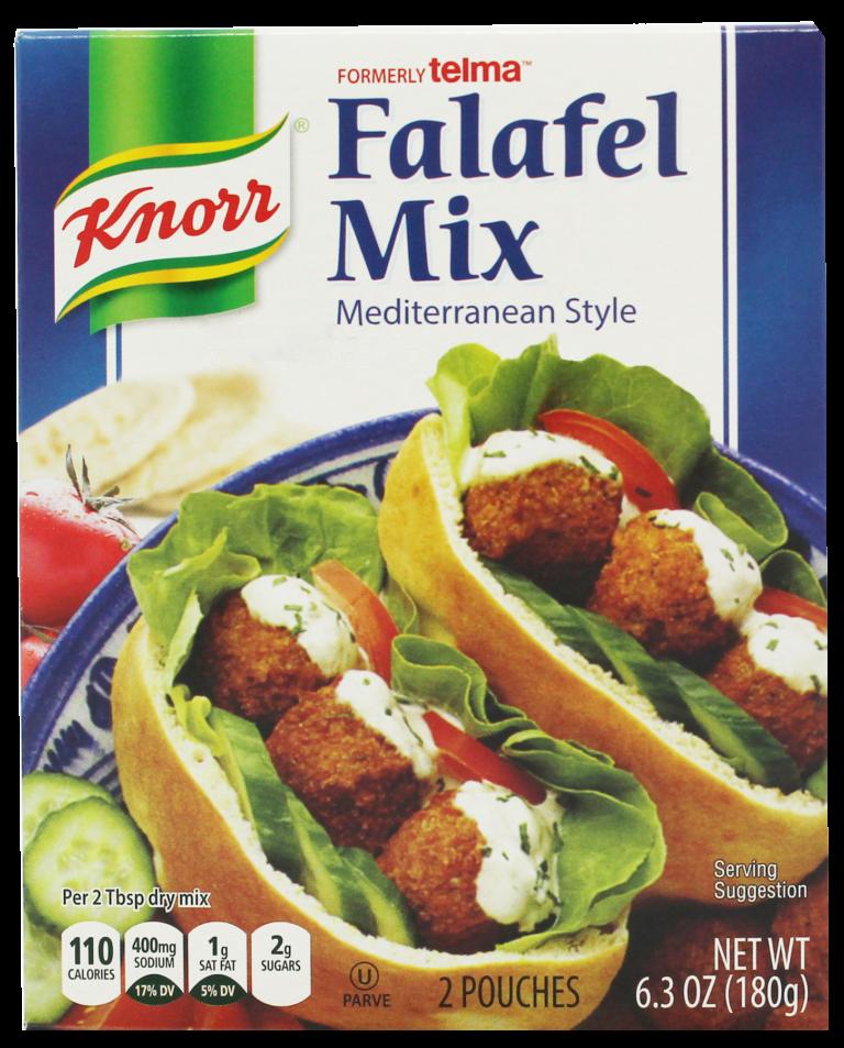 Falafel Mix 6.3oz Knorr Y