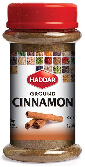 Ground Cinnamon 1.23oz Haddar KP