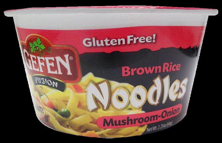Instant Mushroom Onion Brown Noodle Soup 2.25oz Y