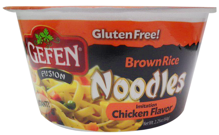 Instant Noodle GF Chicken Brown Rice Bowl  2.25 Y