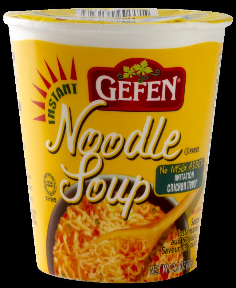 Instant Noodle Soup  Chicken 2.3oz Gefen Y