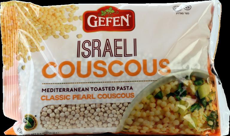 Israeli Style Couscous Bag 8.8oz Gefen Y