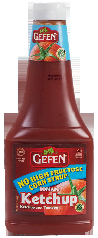 Ketchup 28oz Gefen KP