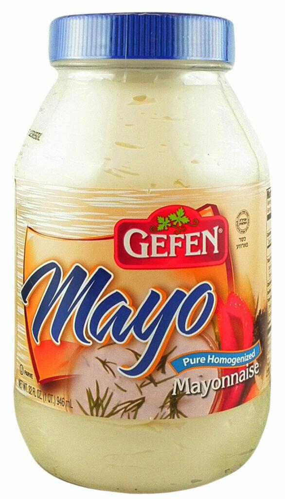 Mayonnaise 32oz Glicks KP