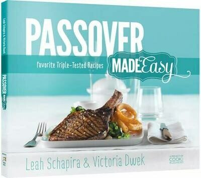 COOKBOOK  PASSOVER MADE EASY