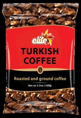 Turkish Coffee 3.5oz Elite KP