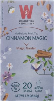 Wissotzky Cinnamon Magic KP