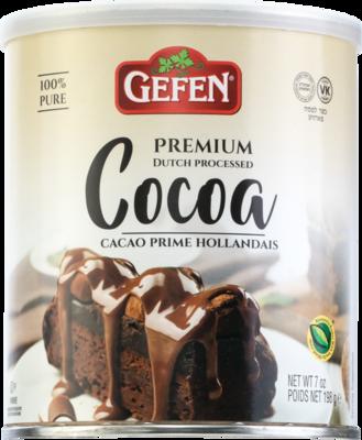 Cocoa Powder  7oz  Gefen KP