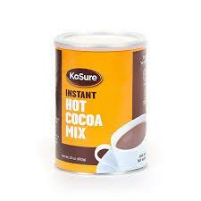 Instant Hot Cocoa Mix (23oz) KoSure Y
