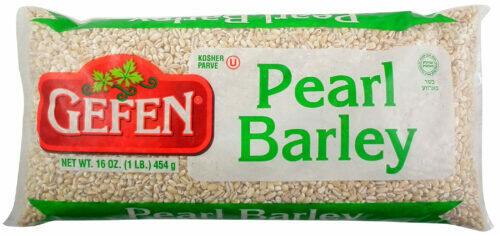 Pearl Barley 16oz Gefen Y