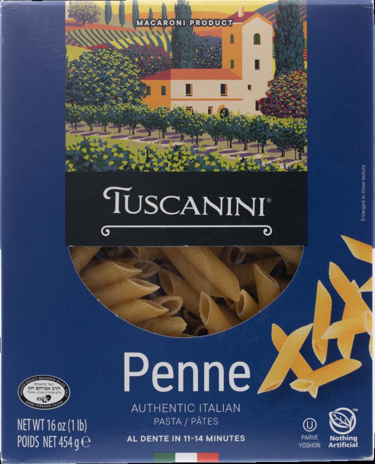 Penne Pasta 16oz Tuscanini Y