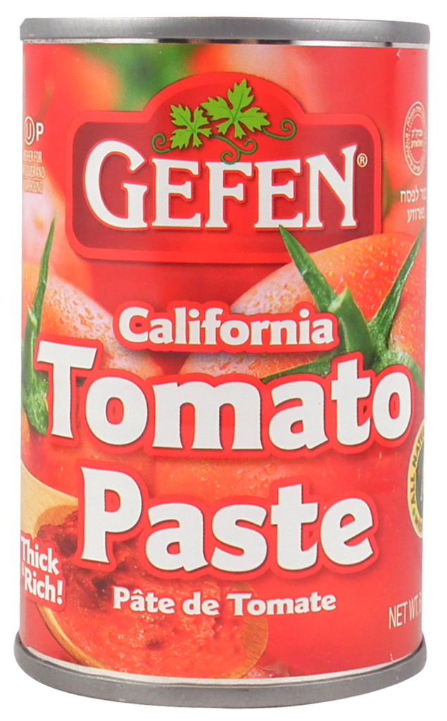 Tomato Paste 6oz Gefen KP