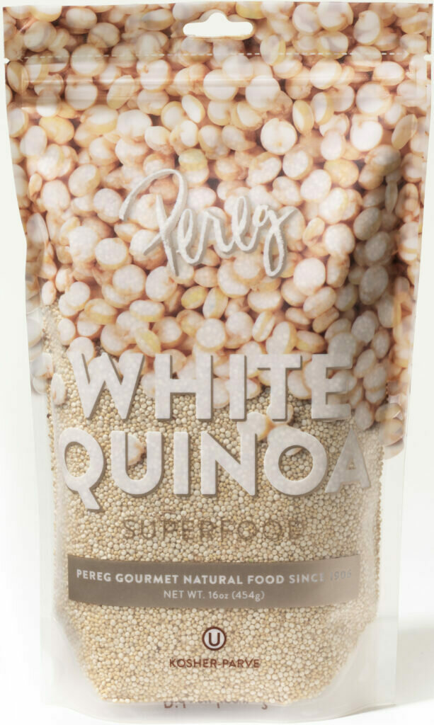 White Quinoa 16oz Pereg Y