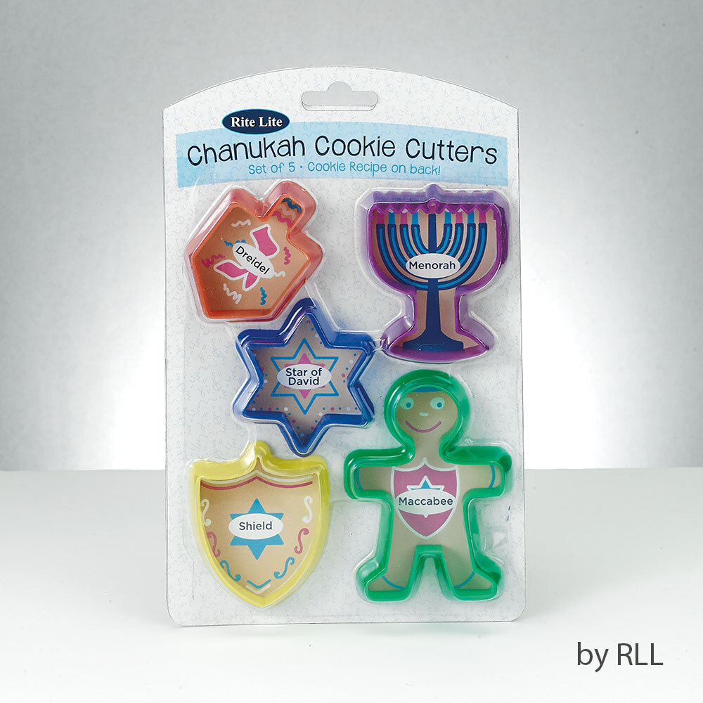 Chanukah Cookie  Cutters 5