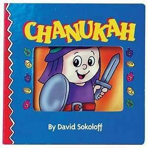 Chanukah board book