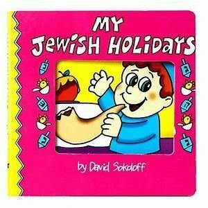 My Jewish Holiday book