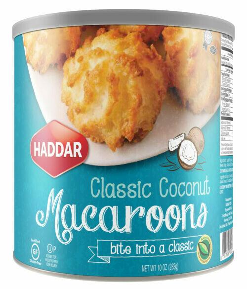 Macaroons  Coconut 10oz Haddar KP