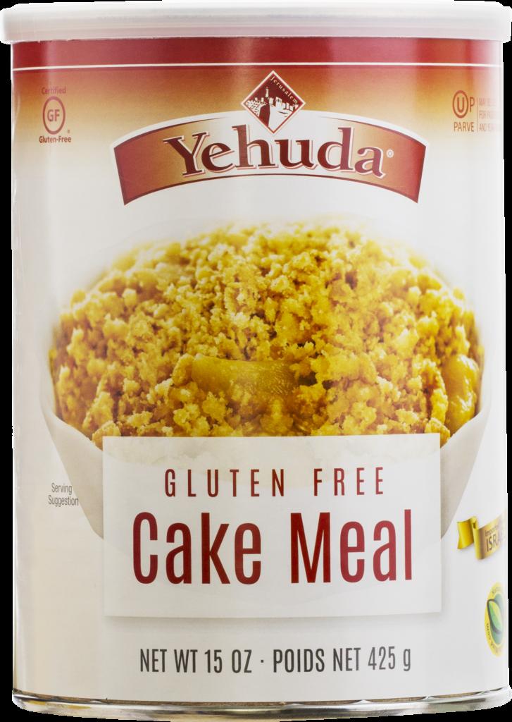 GF Cake Meal 15oz Yehuda KP