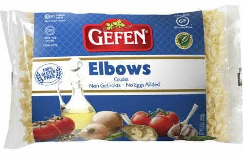 GF Macaroni Elbows 9oz Gefen KP