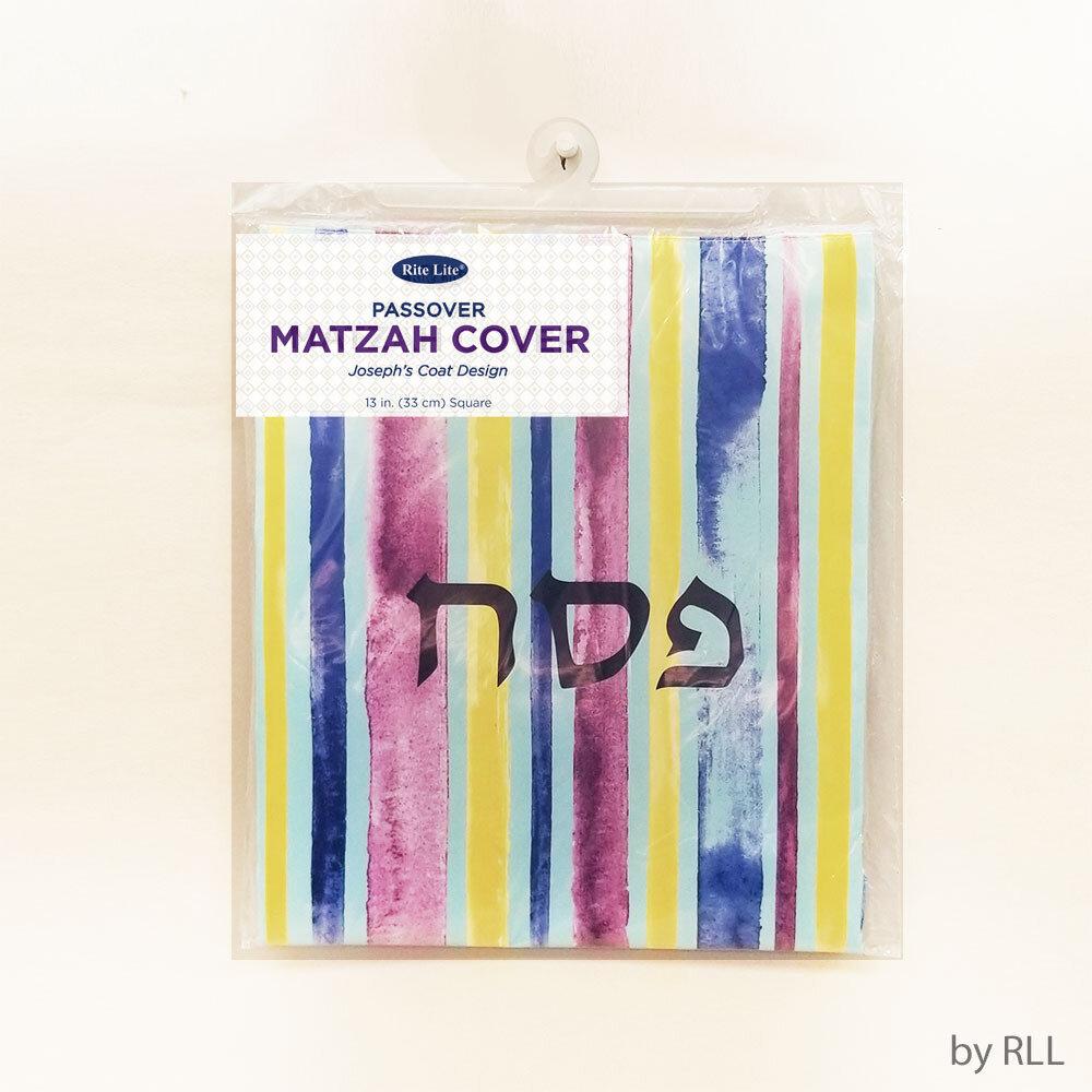 MATZAH COVER MATTE SATIN JOSEPHS COAT